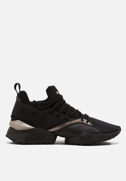 Muse maia luxe women s - 366766 01- black PUMA Sneakers ... 0f27cf080