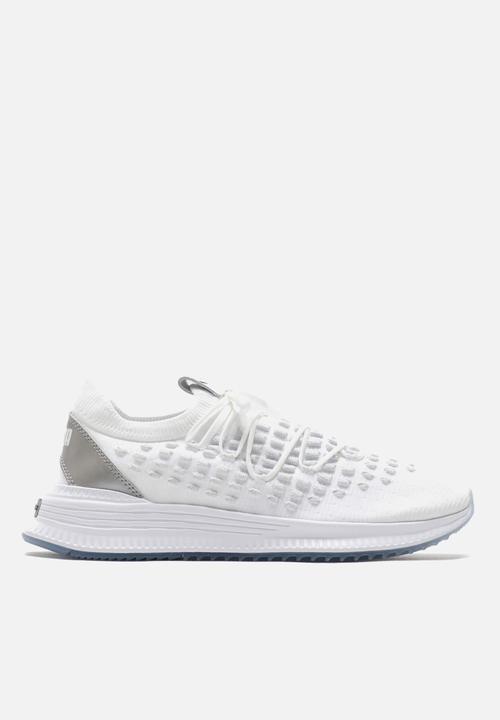 133914a2ef40 Avid fusefit - 367242 02 - white silver PUMA Sneakers