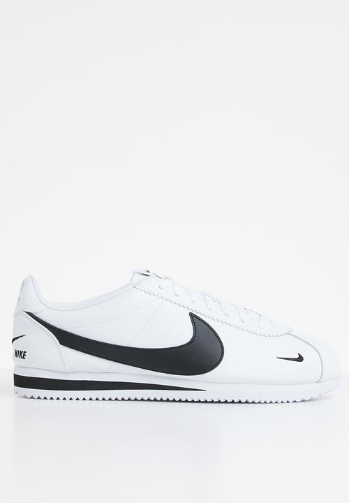 new concept 0fe02 09a2b Nike - Classic cortez premium - white black