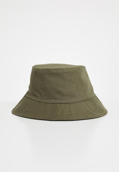 Chance Bucket Hat   Khaki by Superbalist