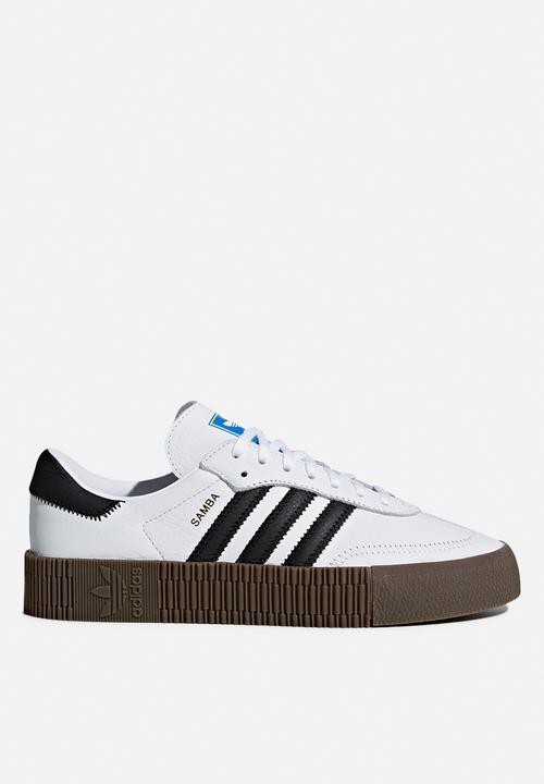 save off 307e0 efd24 adidas Originals - Sambarose - white, black  gum