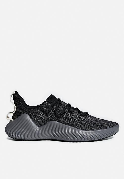 ef606e6bf2199 AlphaBOUNCE TRAINER - BB9250 - Black Grey White adidas Performance ...