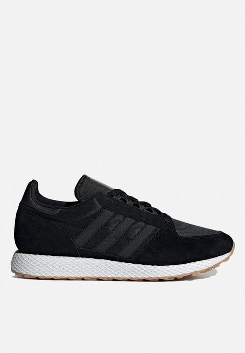 c113f763c671 Forest Grove - CG5673 - Black Gum adidas Originals Sneakers ...