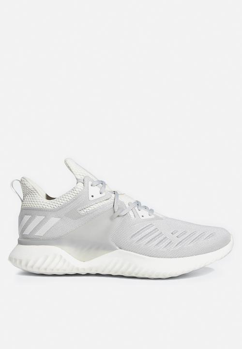 sports shoes 4c19b c2b51 Adidas - Alphabounce beyond - white  grey