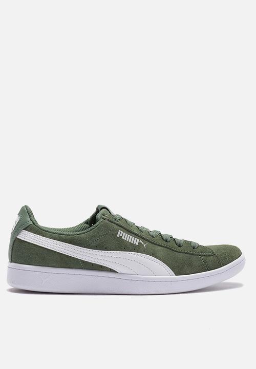 eine große Auswahl an Modellen schönes Design online hier Vikky softfoam sneakers - Laurel lease / Puma white