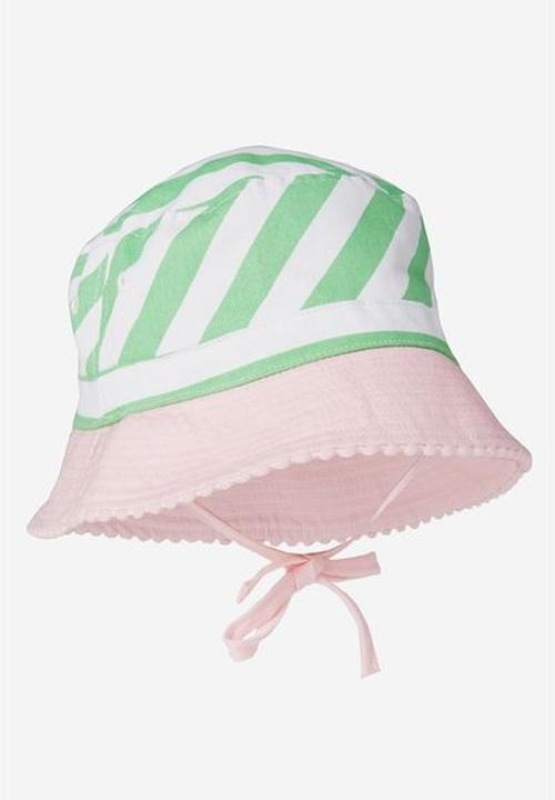 c43664e81e6b2 Baby bucket hat - pink   green Cotton On Accessories