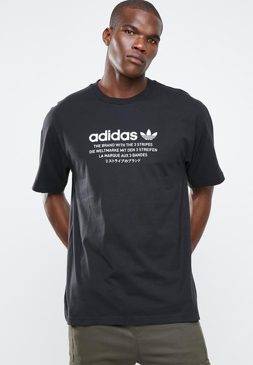 c1be7948f5 NMD tee - black