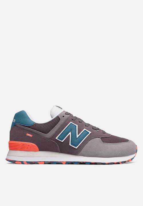 e160efb27f1d5 574 Classic - ML574UJB - grey New Balance Sneakers | Superbalist.com