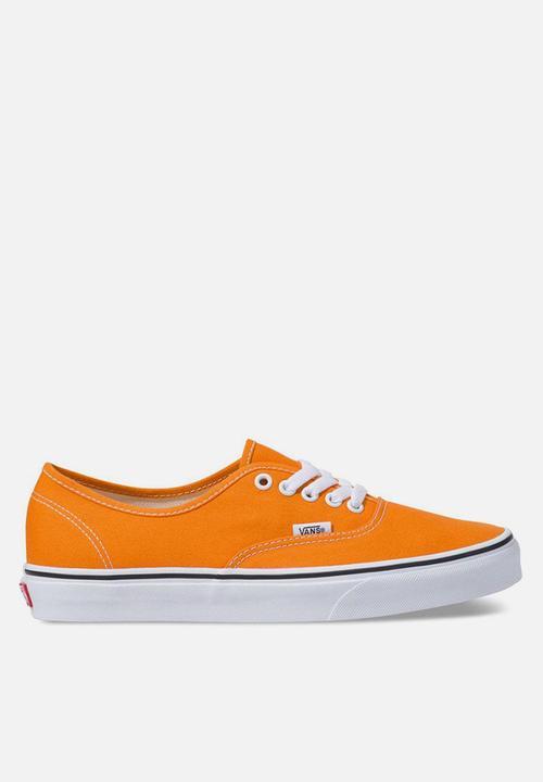 8291d5c1a1 Authentic - VA38EMUKU - dark cheddar true white Vans Sneakers ...
