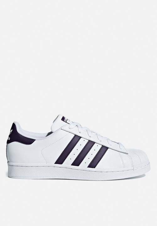 3b1913b42c99 Superstar W - DB3346 - white legend purple black adidas Originals ...