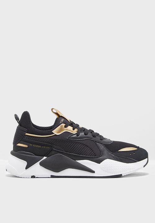 RS-X Trophy - 36945101 - Puma black-Puma team gold PUMA Sneakers ... f92c5c7be