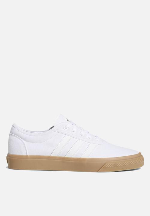 Adi-Ease - DB3110 - white black gum adidas Originals Sneakers ... 6167753ec