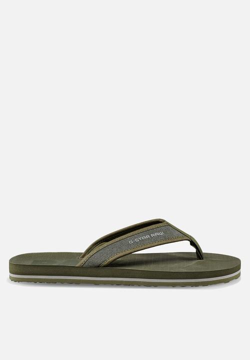 1b8694710d5 Flip flop textile - denim mix combat G-Star RAW Sandals   Flip Flops ...