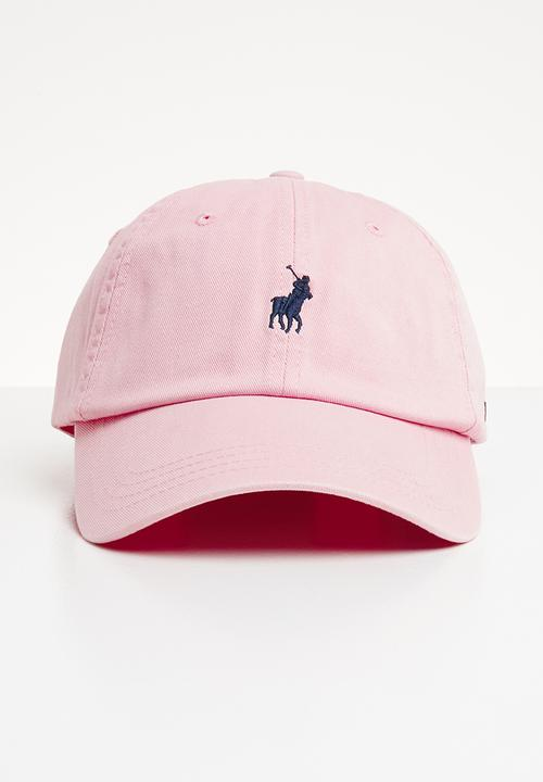 c0ee6a9f3b2dc Parker classic peak cap - pale pink POLO Headwear