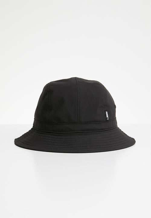 ce525b3dffb Archive bucket hat puma - black PUMA Headwear