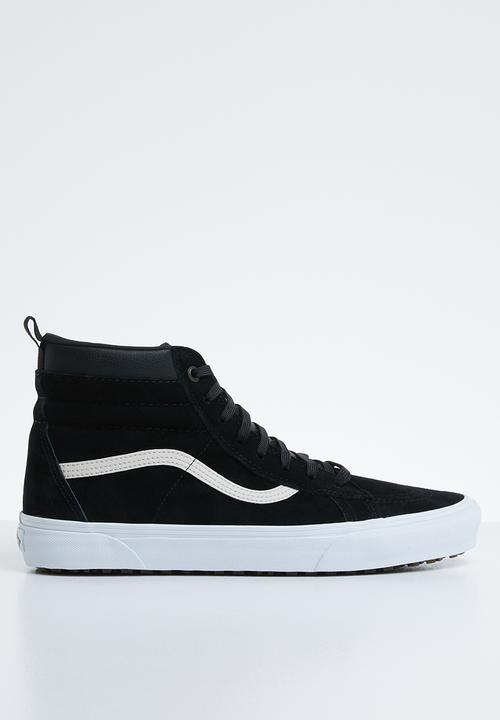 40f2ff4bba5eb0 UA SK8-Hi mte - VA33TXRIX - black night true white Vans Sneakers ...