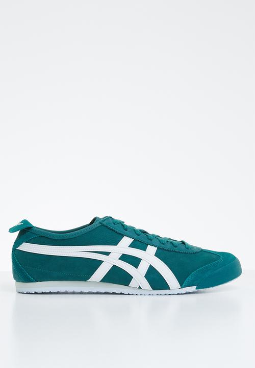 Mexico 66 - 1183A359301 - spruce green white Onitsuka Tiger Sneakers ... e9362e063eb8