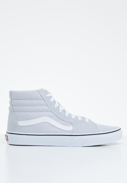 247cdea21bec39 UA SK8-Hi - VA38GEUKX - gray dawn true white Vans Sneakers ...