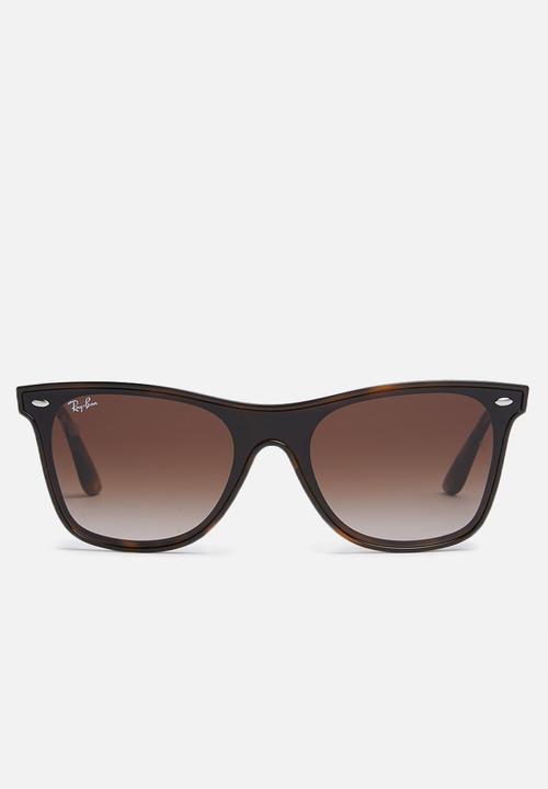 b75d0cb614 Ray-Ban wayfarer sunglasses - 0RB4440N710 13 - brown Ray-Ban Eyewear ...