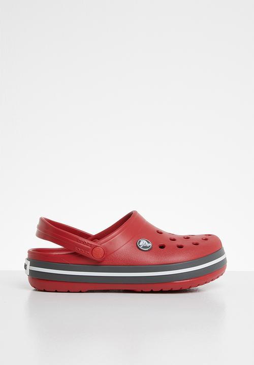 83e241194 Crocs - Kids croc band clog - red