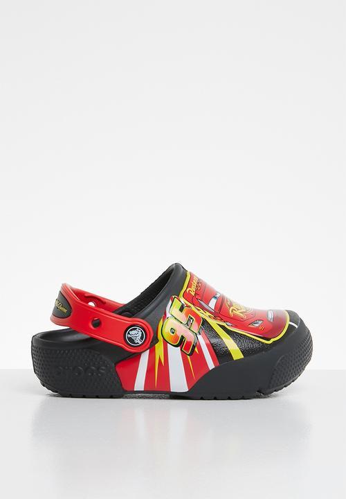 08007caa01f6 Kids crocs Mcqueen light clog - black Crocs Shoes