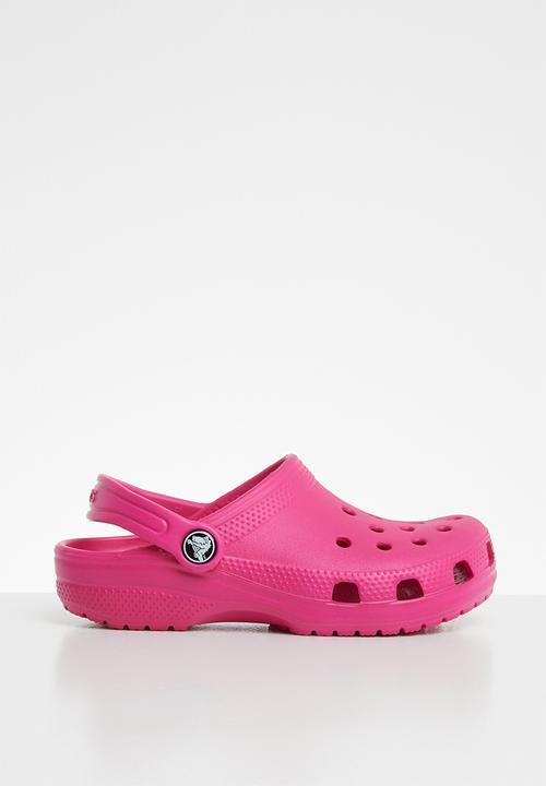 78633cab5 Kids classic clog - candy pink Crocs Shoes