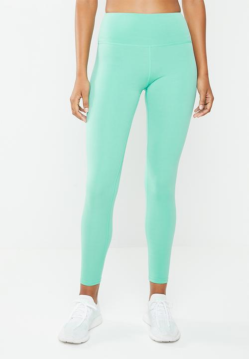 0e5770216f952c High waisted seamless legging - turquoise South Beach Bottoms ...