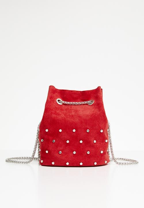 b637972da1 Tami stud duffle mini - red New Look Bags & Purses | Superbalist.com