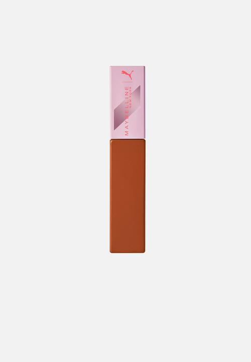 1bb47ad9e48 Maybelline - Puma x Maybelline Superstay Matte Ink Lip - Unapologetic