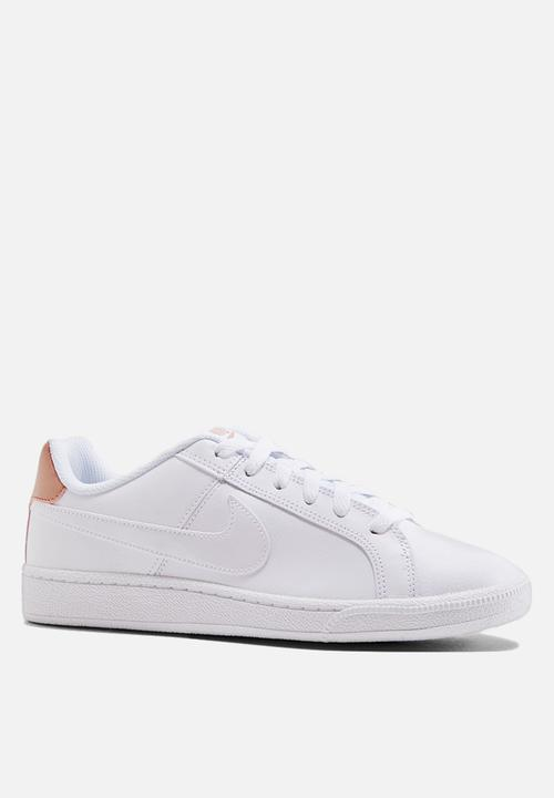 d54615b84 Women's Nike Court Royale - 749867-116 - white/white-rose Nike ...