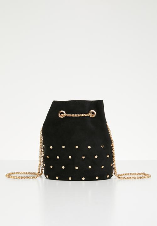 5e2470347b Tami stud duffle mini - black New Look Bags & Purses | Superbalist.com