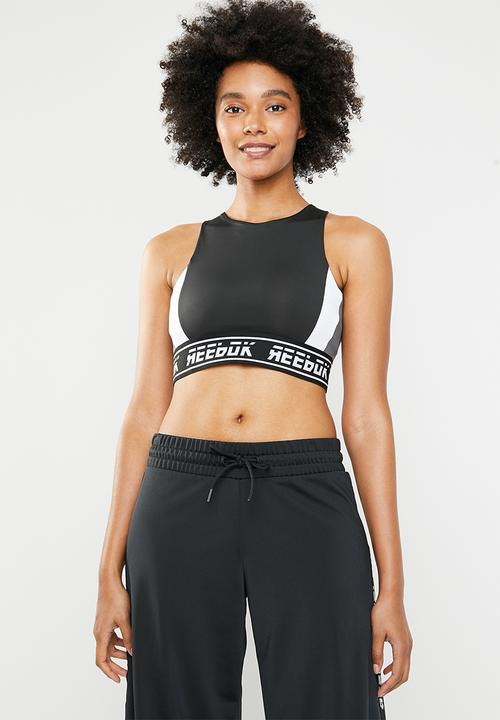 95e1901dfcc5e Workout myt training bralette - black Reebok Sports Bras ...