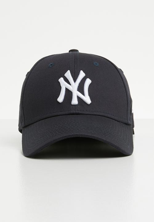 a7ec362da2b 39THIRTY NY Yankees – navy white New Era Headwear