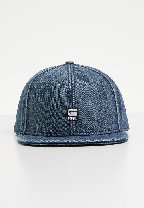 Data snapback cap - 5 years worn G-Star RAW Headwear  fd312bc0f52
