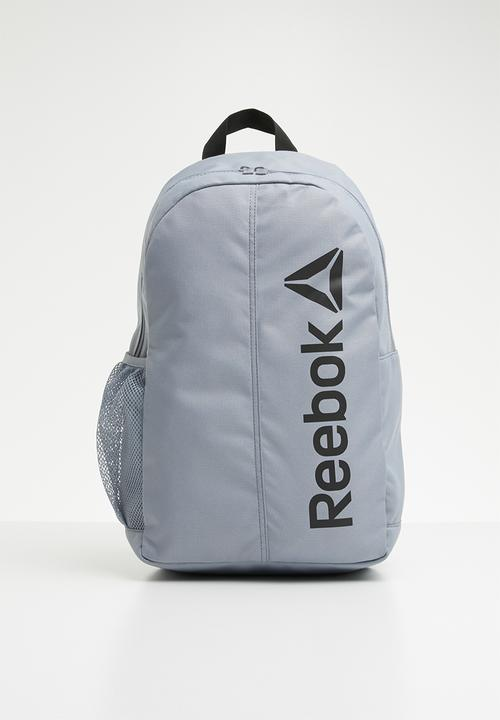 Act core backpack - cold grey Reebok Bags   Wallets