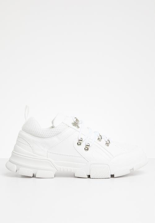 Parker sneaker - white Superbalist