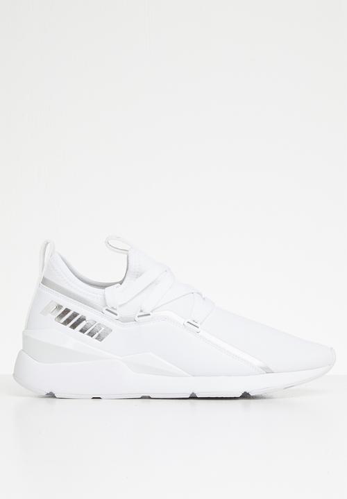 cadeba6f36f Muse 2 Tz Wn s - 36921102 - Puma white-Puma silver PUMA Sneakers ...