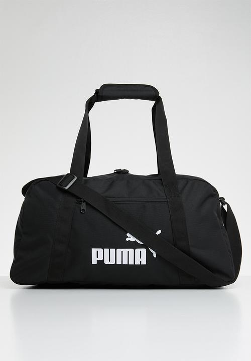 46c8489e802 Phase sports bag - black PUMA Bags & Wallets | Superbalist.com