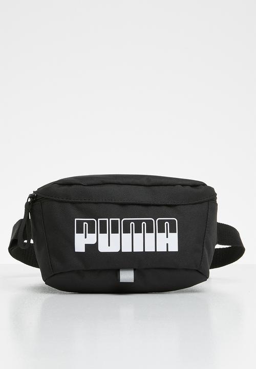 7ed2816a1b Plus waist bag II - black PUMA Bags   Wallets