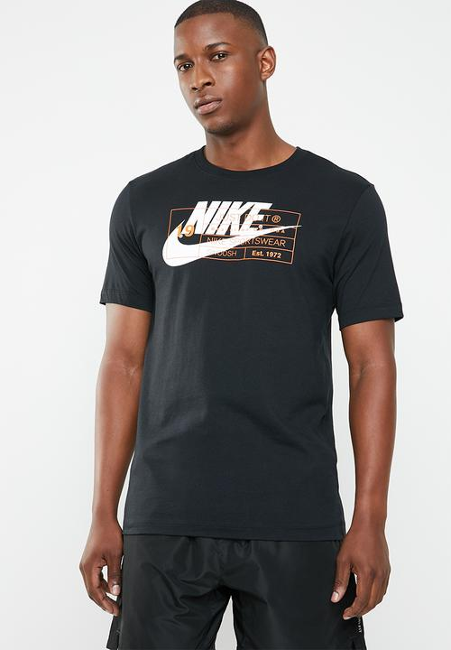 M Nsw Tee Story Pack 3 - Black Nike T-Shirts  19528a31083f
