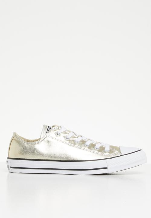 68d3adb08d3c CHUCK TAYLOR ALL STAR - OX - 153181C - LIGHT GOLD Converse Sneakers ...
