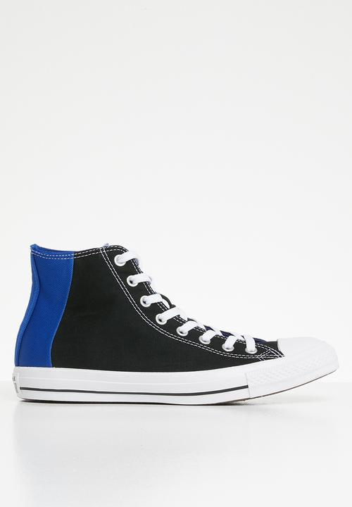 3f2797195eda Chuck Taylor all star - 163348C - black blue white Converse Sneakers ...