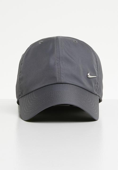 wholesale dealer 65e34 c03c5 Nike - H86 cap metal swoosh - grey