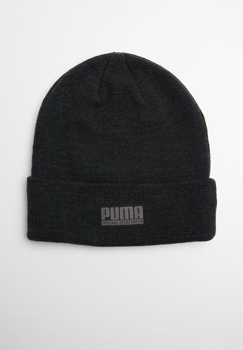 c1f810933fd Style beanie - black PUMA Headwear