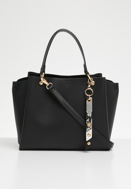 e79c8090273 Nusz over-the-shoulder straps tote bag - black ALDO Bags   Purses ...