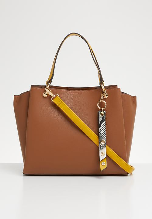 9efdcccac2 Nusz over-the-shoulder straps tote bag - cognac ALDO Bags   Purses ...