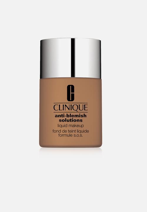 e24bd8a47d Anti blemish solutions liquid makeup honey Clinique Face ...