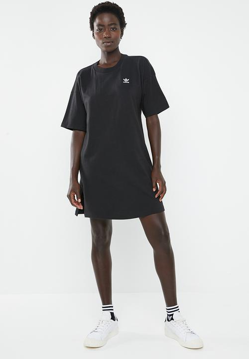 cbdfe8207bb Trefoil dress - black adidas Originals T-Shirts | Superbalist.com