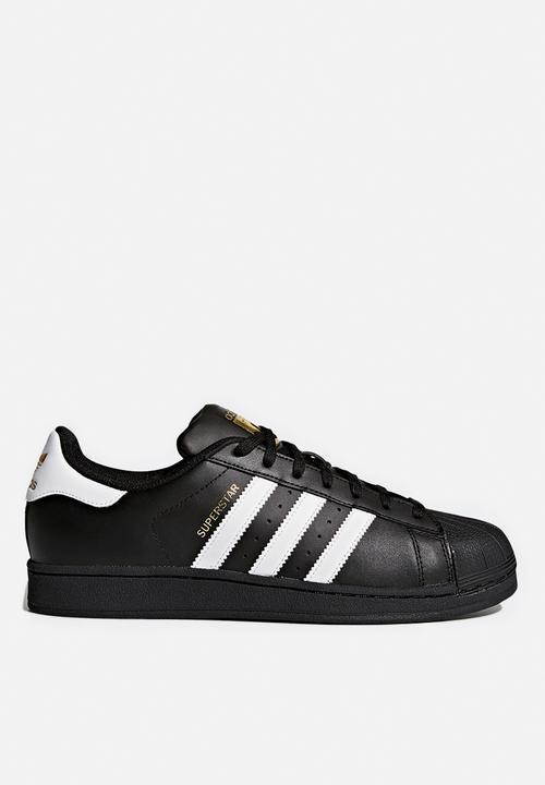 brand new 1b080 6a53c adidas Originals - Superstar foundation - black