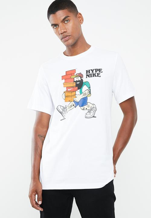 detailed images online here best place NSW tee hype Nike 1 - white